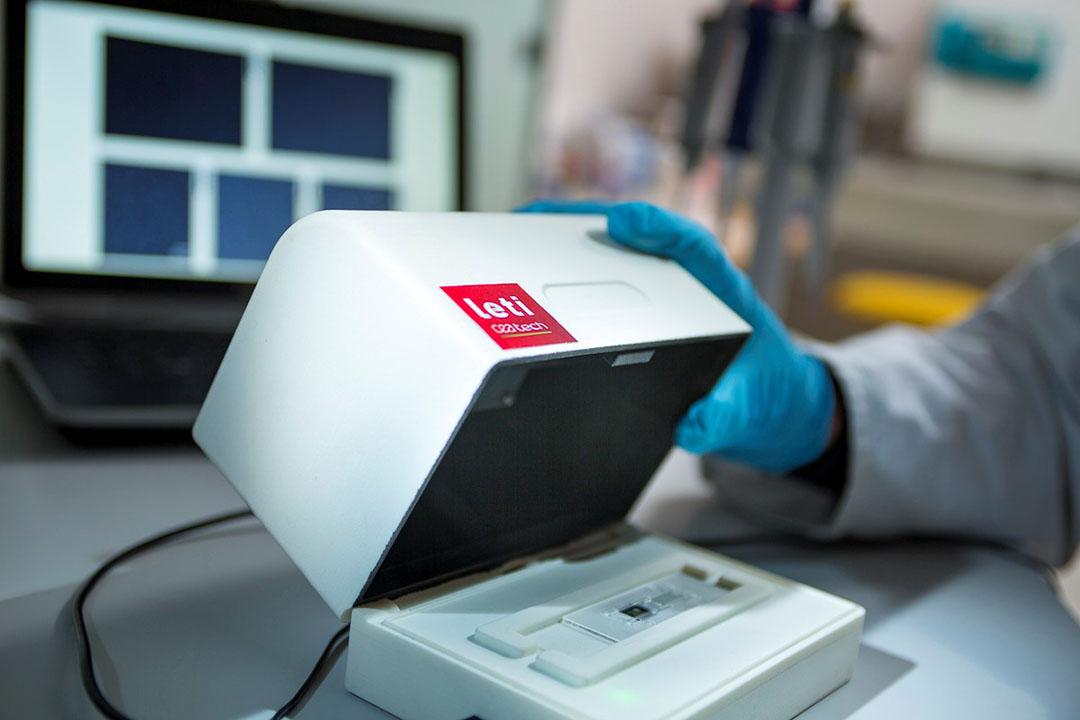 Numcell, una tecnología para cuantificar células de levadura vivas dentro de un rango de materiales de alimentación. Foto: Lallemand
