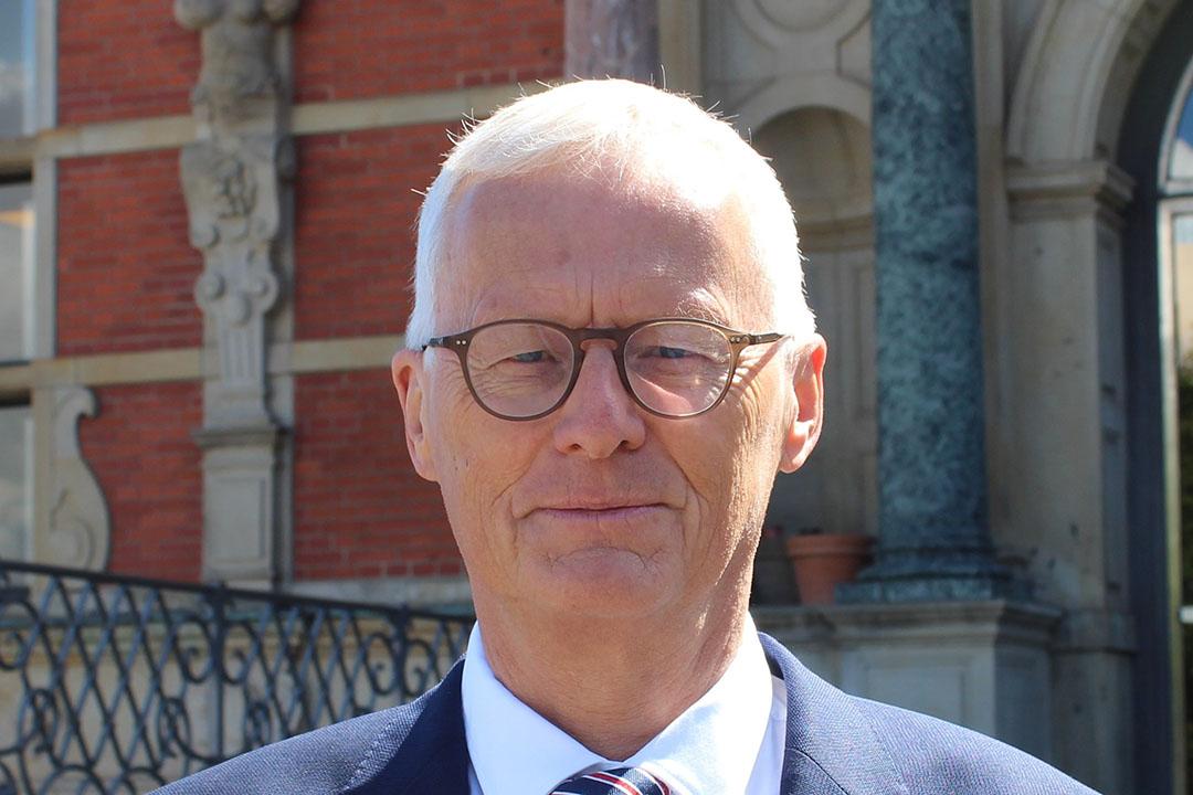 El Sr. Asbjørn Børsting, recién elegido presidente de la FEFAC. Foto: FEFAC