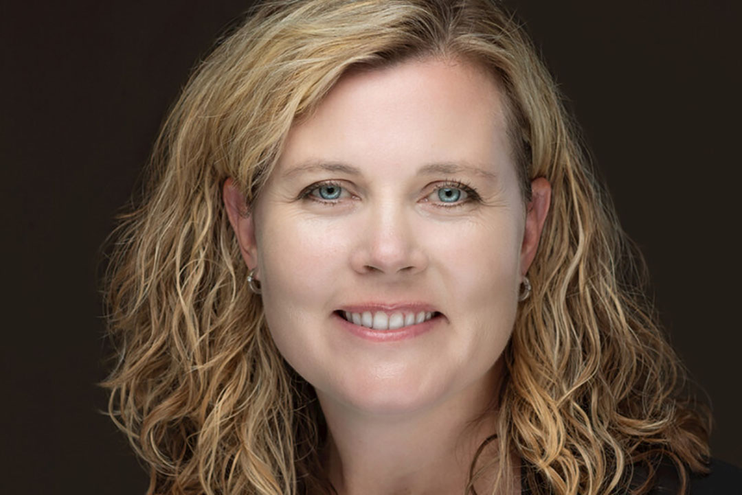 La vicepresidenta de DSM Nutrición y Salud Animal, Christie Chavis ve a DSM tomando un papel de liderazgo y quiere ser un
