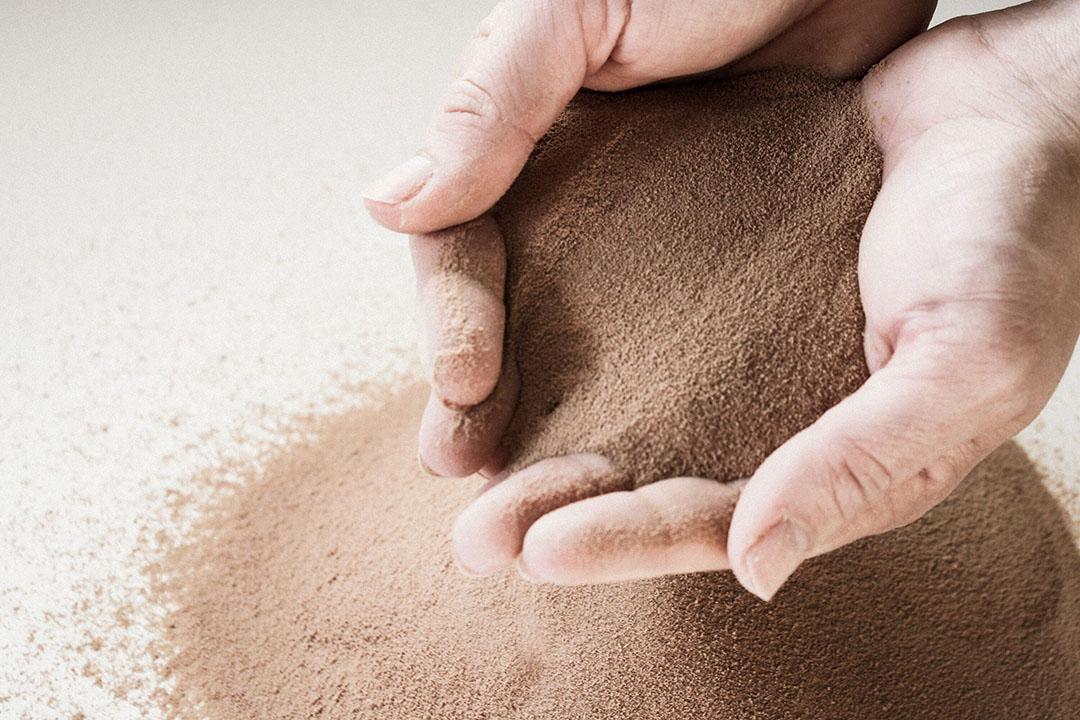 La empresa rusa Metanica ha presentado recientemente una nueva generación de biomasa proteínica inactivada basada en el metano bajo el nombre comercial de Metaprin. Foto: Unibio