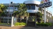 La sede de la Aurora en Chapecó, estado de Santa Catarina. Foto: Aurora