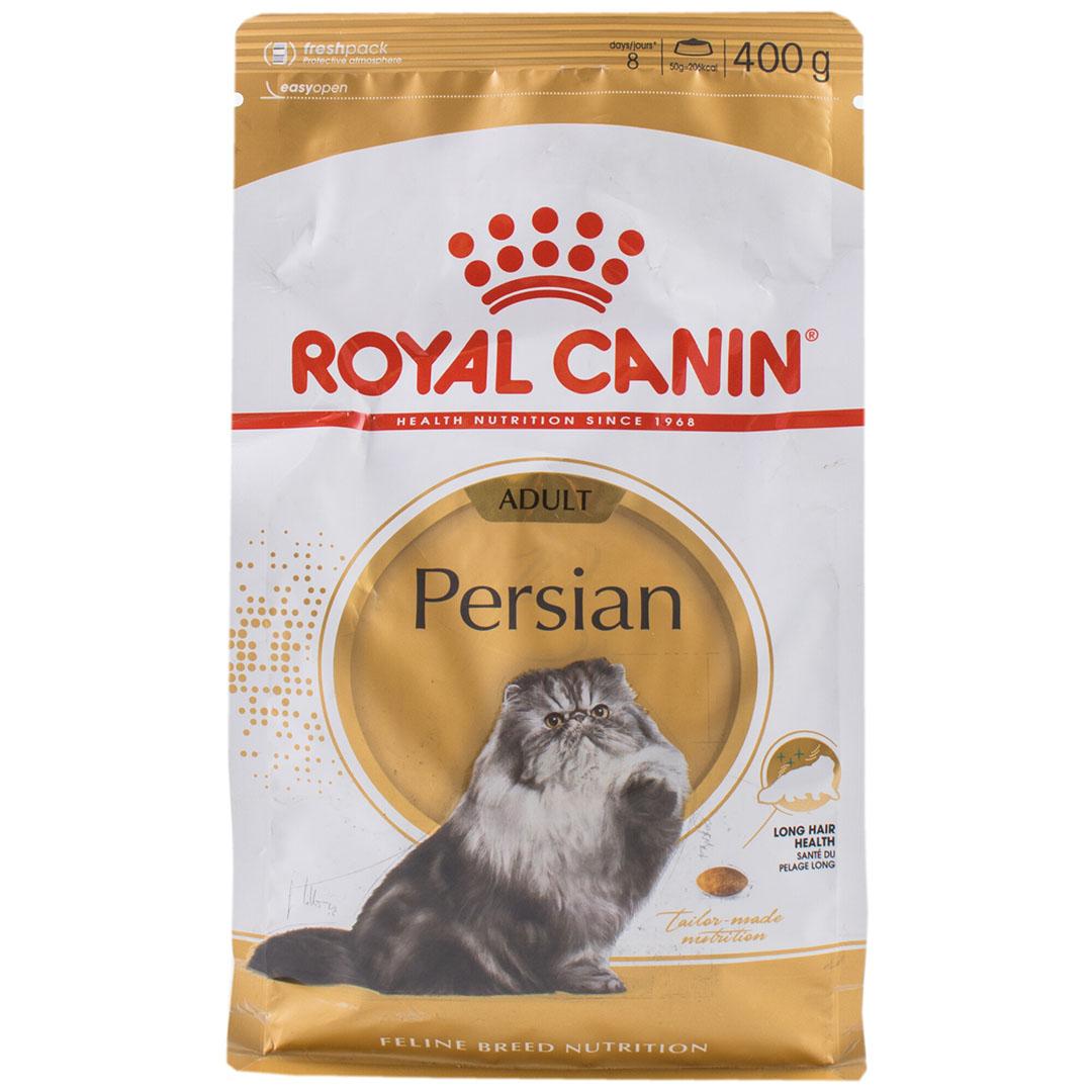 Las marcas extranjeras no pueden entrar legalmente en Irán. Foto: Royal Canin