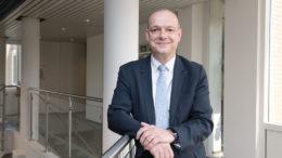 Nick Major, nuevo presidente del Instituto Global de ACV en Piensos (GFLI). Foto: ForFarmers