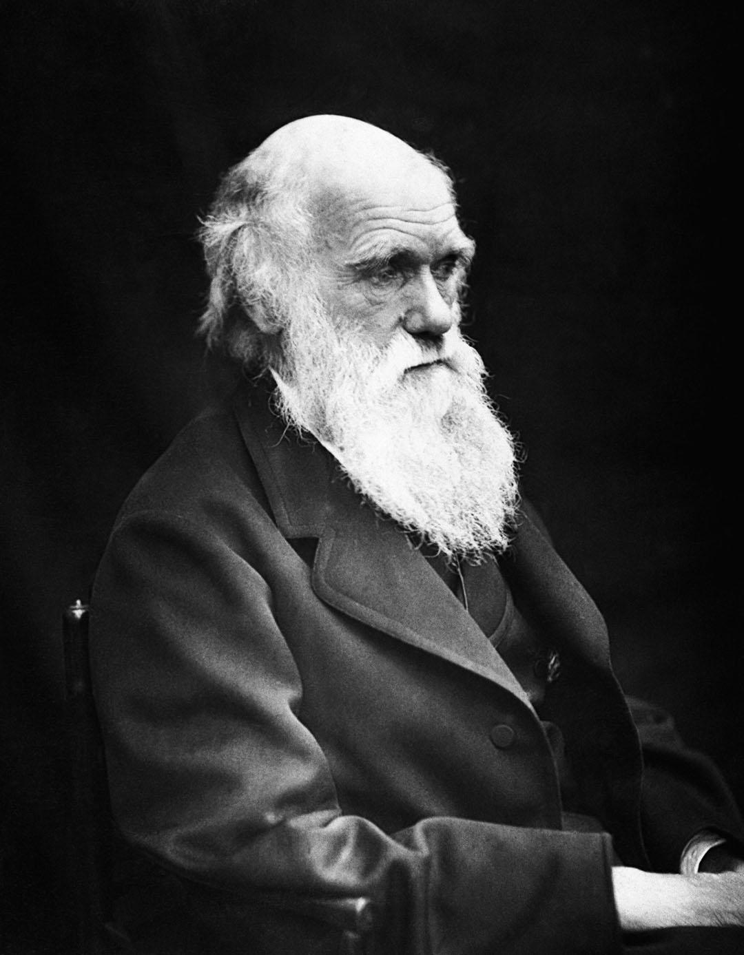 Charles Darwin, autor de