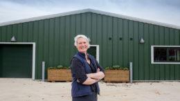 La profesora Emily Burton, de la Universidad de Nottingham Trent, se refirió a una nueva iniciativa que consiste en reciclar el dióxido de carbono industrial para convertirlo en una proteína de coste competitivo. Foto: Universidad de Nottingham Trent